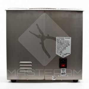 Ультразвуковая ванна Codyson PS-30 - Вид сзади